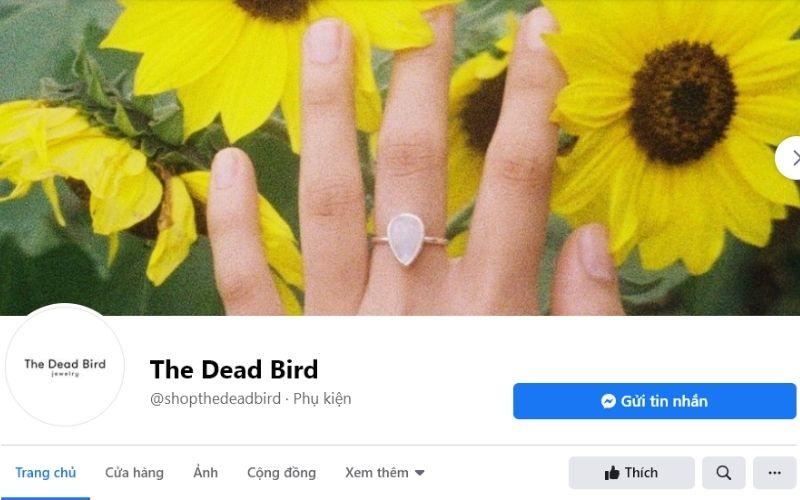 Cửa hàng phụ kiện thời trang tại TPHCM độc lạ - The Dead Bird