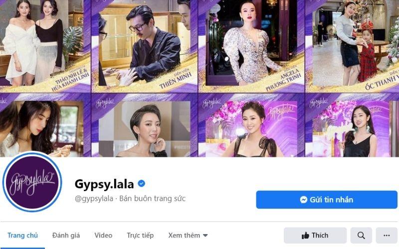 Gypsy.lala là cửa hàng phụ kiện dành cho người ưa phong thủy