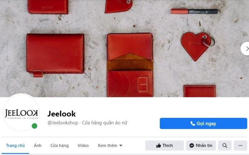 Jelock nổi bật với những chiếc ví da chất lượng và vô cùng cá tính