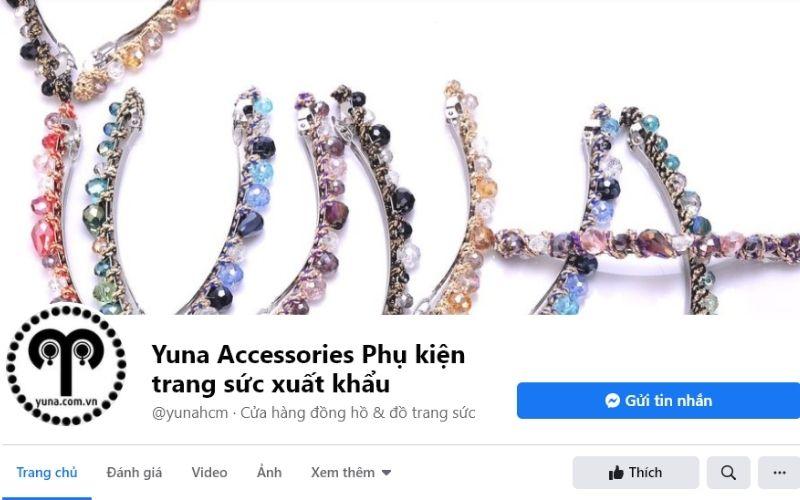 Đây là shop cung cấp nhiều phụ kiện thời trang mới và hot nhất tại TPHCM