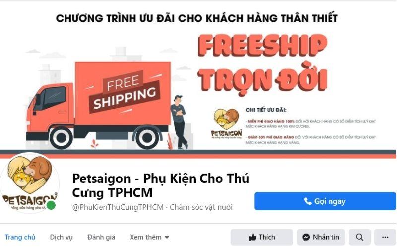 Petshop Sài Gòn là địa chỉ quen thuộc cho những ai yêu quý thú cưng tại TPHCM