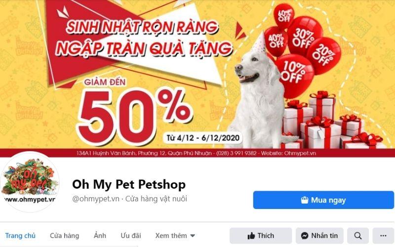 Oh My Pet Petshop là đại lý độc quyền của nhiều nhãn hàng nổi tiếng trên thế giới dành cho thú cưng