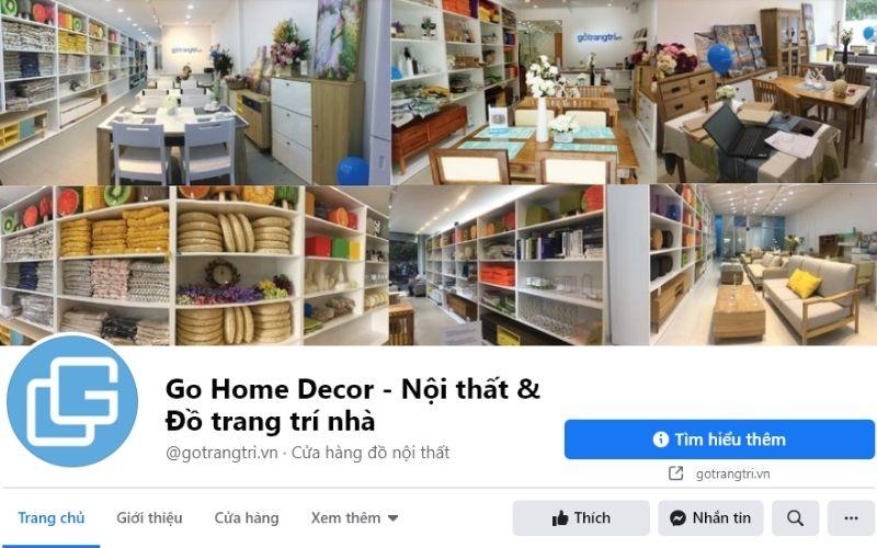 Go Home Decor là địa chỉ sỉ lẻ tranh trang tri nhập khẩu uy tín
