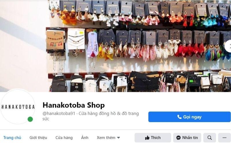 Đến với Hanakotoba, bạn sẽ đắm chìm trong hàng ngàng phụ kiện trang trí đẹp mắt khác nhau
