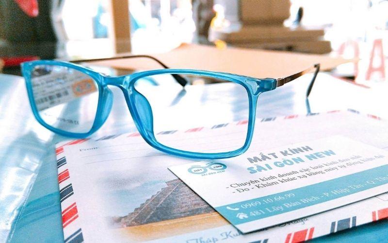 Cửa hàng mắt kính Sài Gòn New
