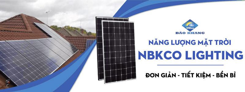 Lợi Ích Khi Mua Đèn năng lượng mặt trời Tại NBKco Lighting