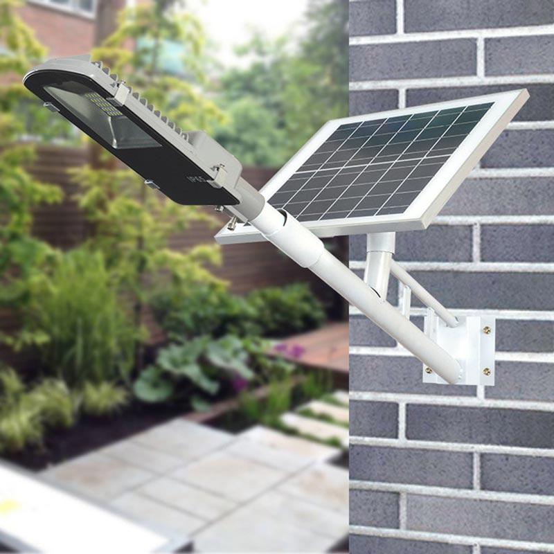 Đèn LED bàn chải năng lượng mặt trời