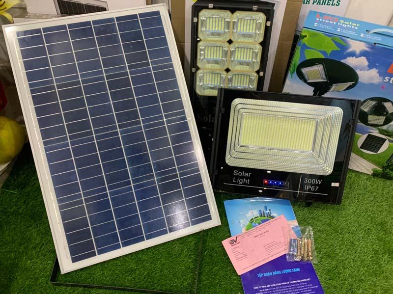 Đại lý đèn năng lượng mặt trời Green Solar