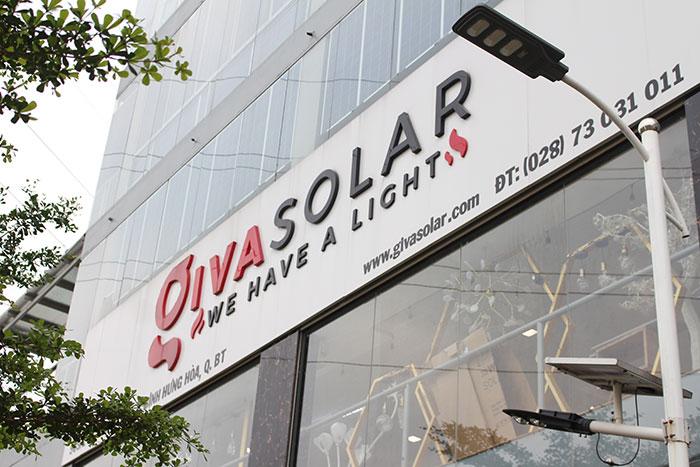 Công Ty Điện Mặt Trời GIVASOLAR