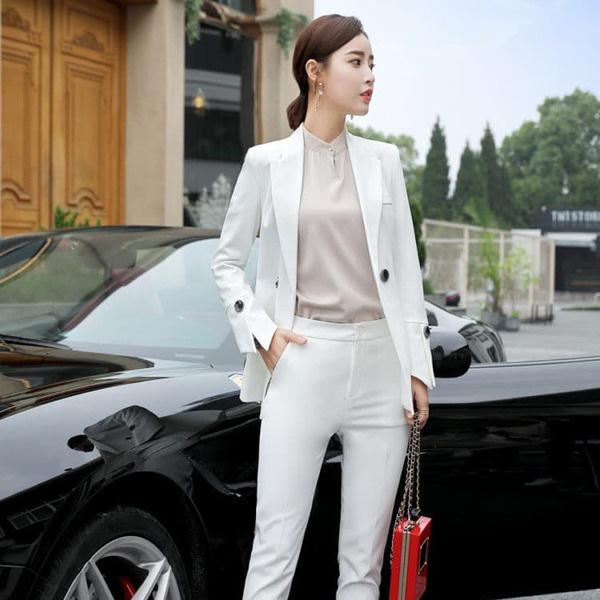 Áo vest nữ công sở Marc
