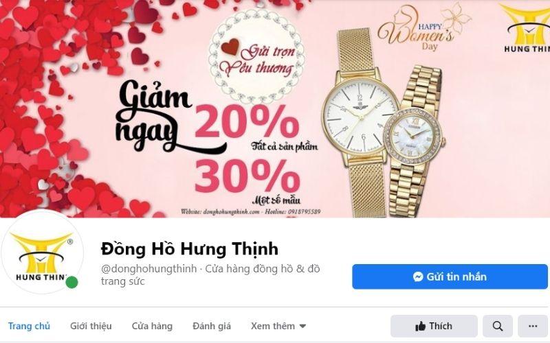 Đồng hồ Hưng Thịnh