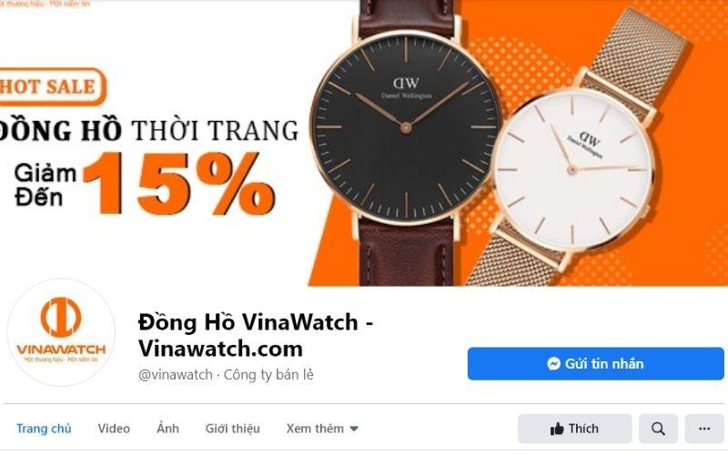 cửa hàng đồng hồ giá rẻ tphcm Vinawatch
