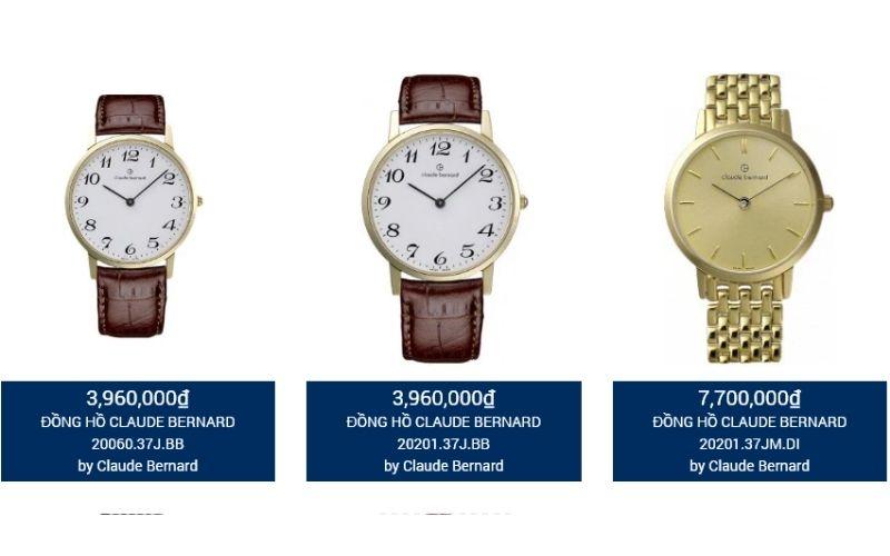 cửa hàng đồng hồ nữ giá rẻ tphcm Xwatch