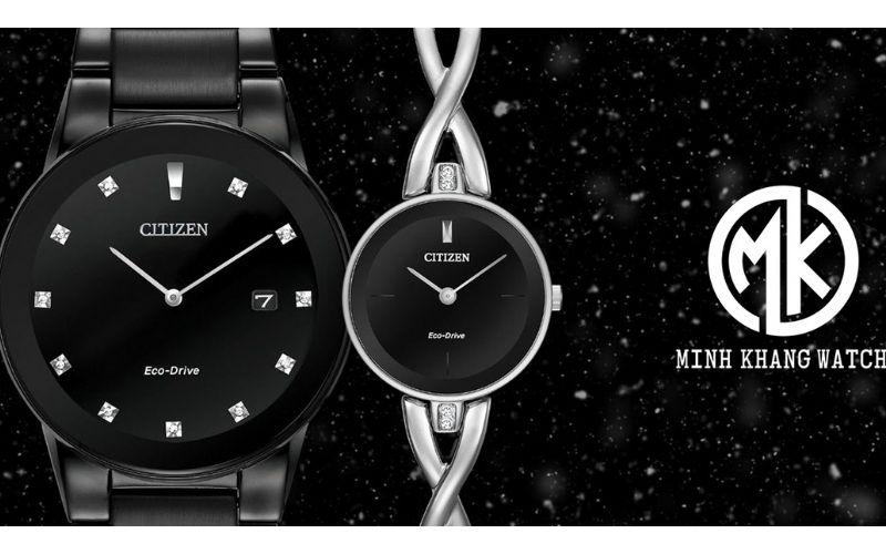 cửa hàng đồng hồ cặp đôi Minh Khang Watch