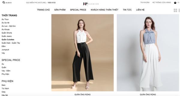 J-P Fashion