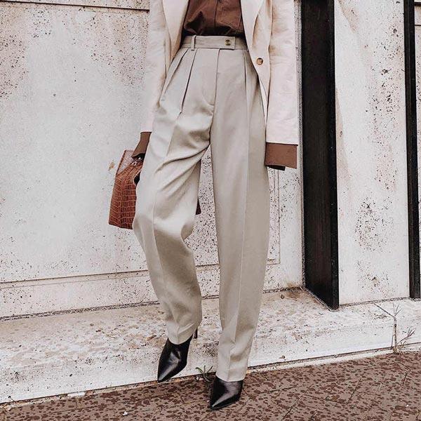 Thời trang nữ công sở MANGO