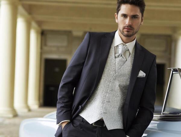 May áo vest nam Ben