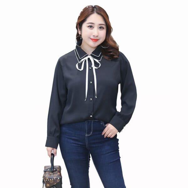 Sakura Fashion - Áo Sơ Mi Nữ Big Size