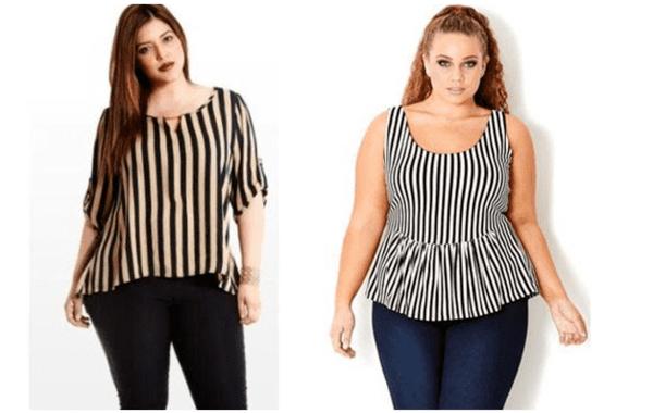 Cửa hàng quần áo cho người béo