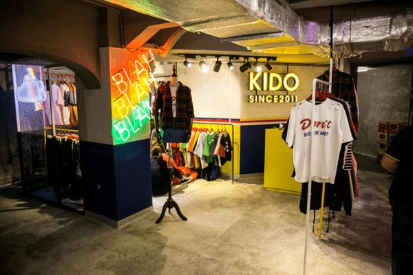 Kido's Shop