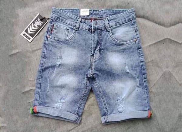 Shop quần short jean nam Boo Shop