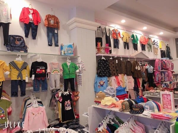 Shop quần áo trẻ em TPHCM – Con Cưng shop