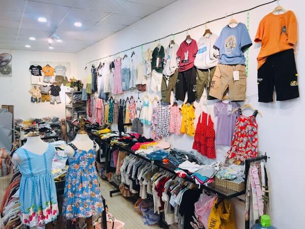 Shop quần áo trẻ em TPHCM – Đồ cho bé yêu