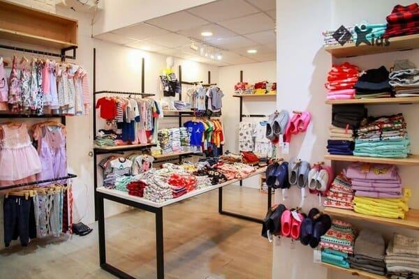 Shop quần áo trẻ em TPHCM – Bé cưng shop