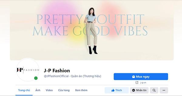 Thời trang nữ cao cấp hàng đầu J-P Fashion