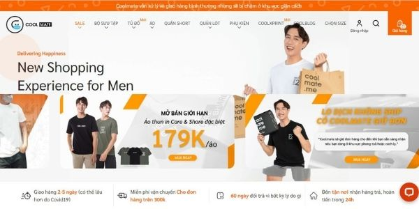 Local Brand Việt Nam Coolmate