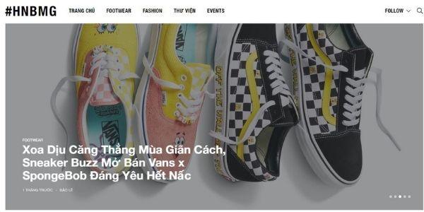 Local Brand Việt Nam HBS