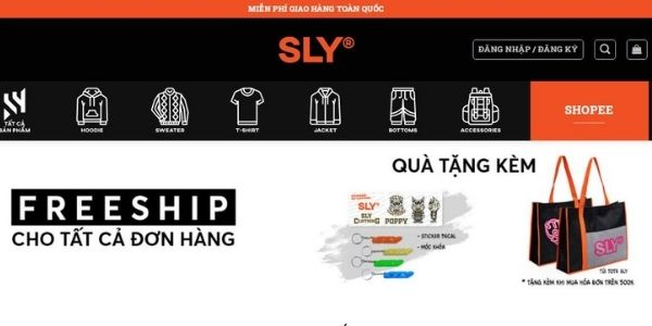 Local Brand Việt Nam SLY