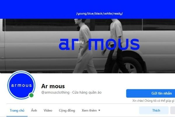 LOCAL BRAND AR. MOUS