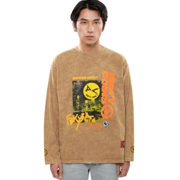 SWEATER LOCAL BRAND DIRTY COINS