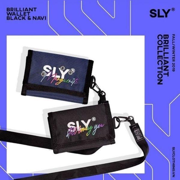 Ví local brand thương hiệu nhà SLY